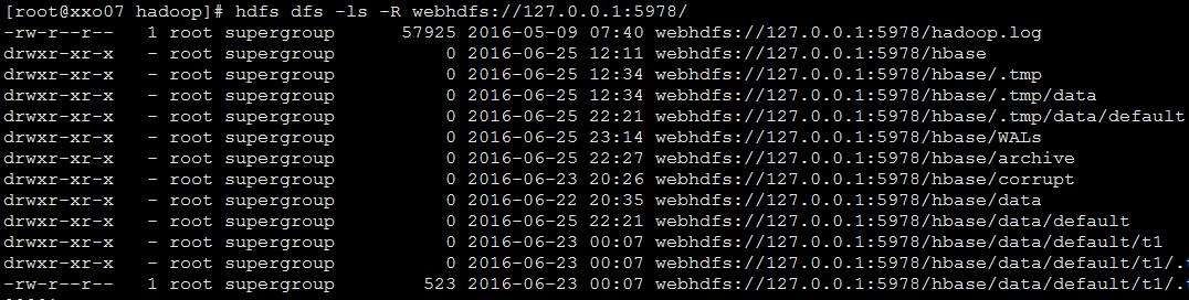 NameNode元数据信息