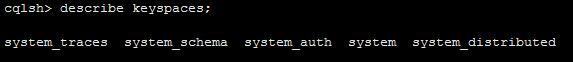 系统默认表